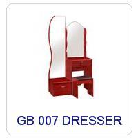 GB 007 DRESSER